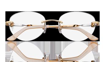 8c96c2f6293382 Loop er stijlvol bij met de brillen van Cartier