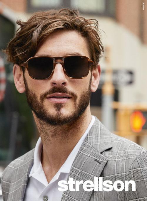 e92ed1ceeb9ccc Strellson zonnebrillen  voor de zelfverzekerde man